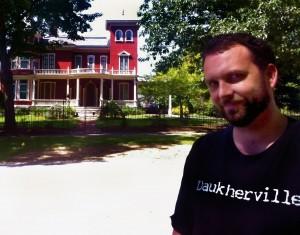 I visit Stephen King's Bangor house